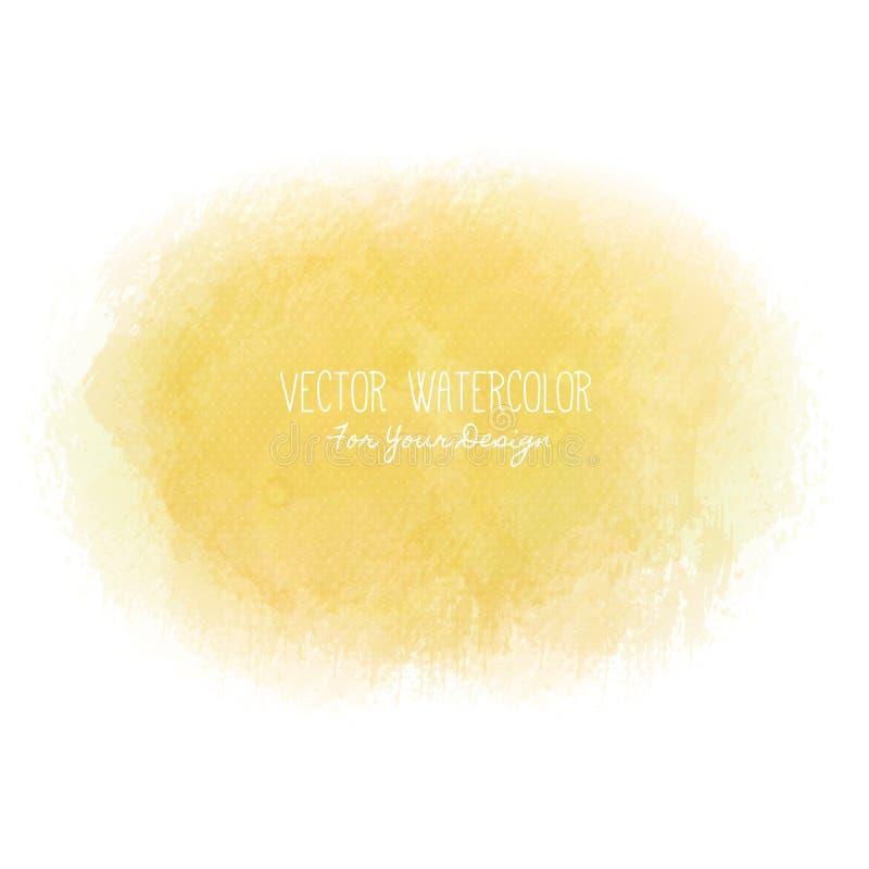 Φωτεινός λεκές Ψευδο watercolor σύσταση χρωμάτων Ζωηρόχρωμο επίχρισμα Μπορεί να χρησιμοποιηθεί ως υπόβαθρο για το κείμενο ελεύθερη απεικόνιση δικαιώματος