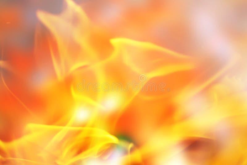 Φωτεινό κίτρινο πορτοκαλί υπόβαθρο ελεύθερη απεικόνιση δικαιώματος