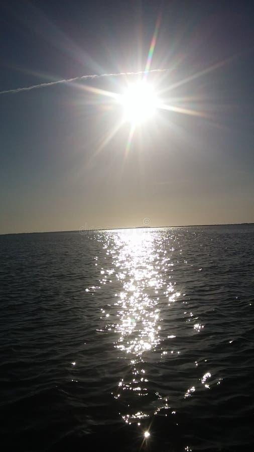 Φωτεινό νερό στοκ φωτογραφία με δικαίωμα ελεύθερης χρήσης