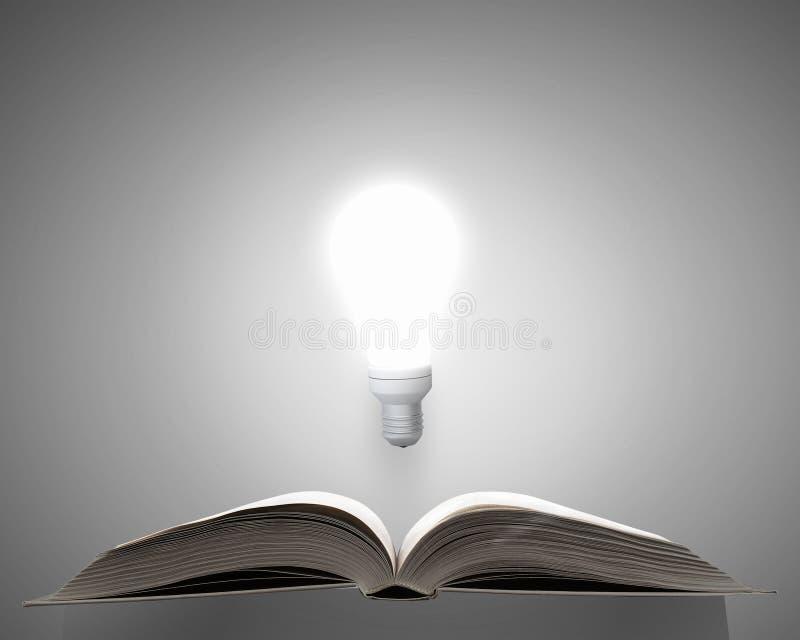 Φωτεινό φως της εκπαίδευσης στοκ φωτογραφία