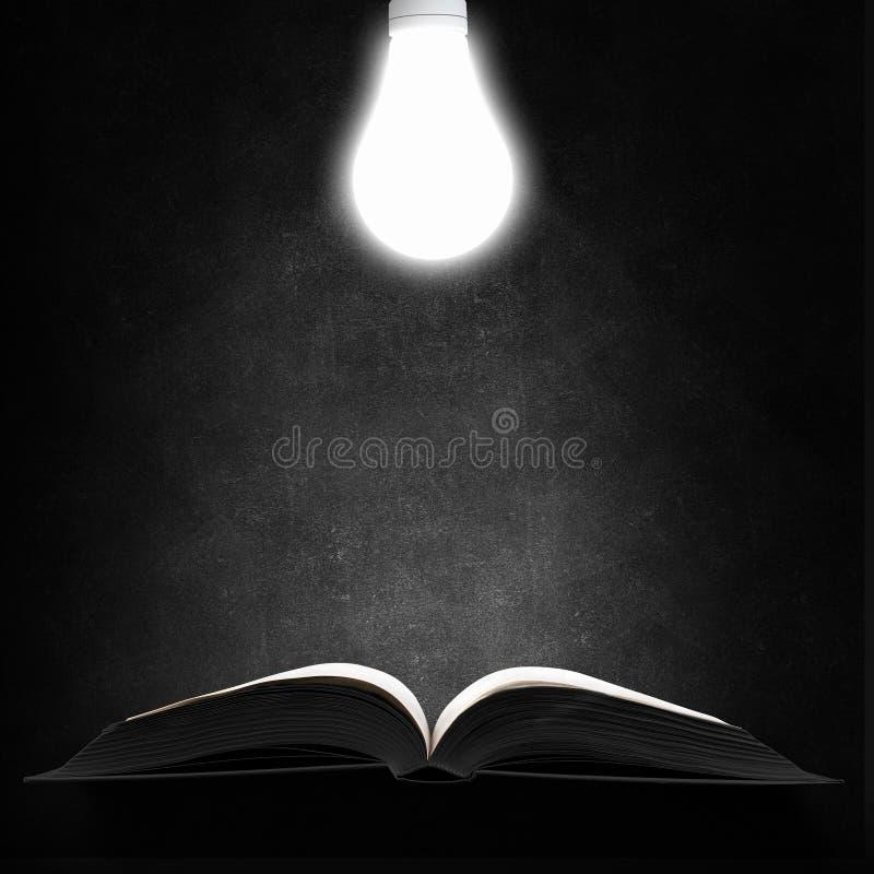 Φωτεινό φως της εκπαίδευσης στοκ φωτογραφίες