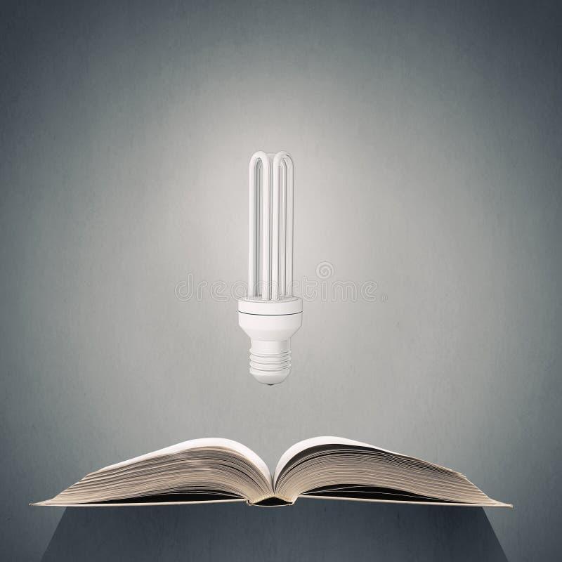 Φωτεινό φως της εκπαίδευσης στοκ εικόνες με δικαίωμα ελεύθερης χρήσης