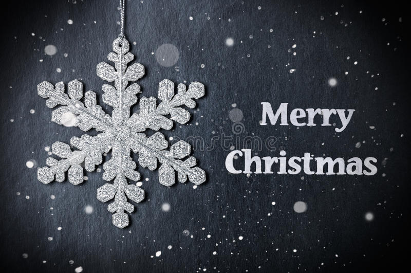 φωτεινό snowflake σχεδίου Χριστουγέννων διάνυσμα στοκ εικόνα