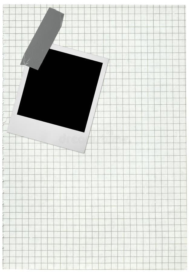 φωτογραφία εγγράφου κενών σελίδων που τακτοποιείται στοκ φωτογραφία με δικαίωμα ελεύθερης χρήσης