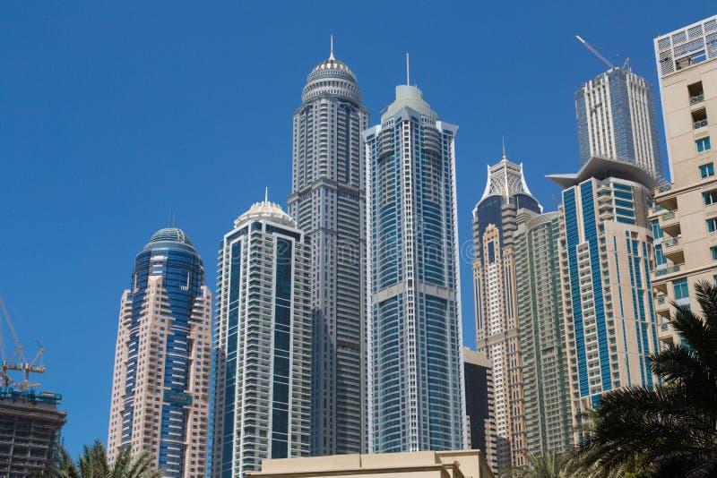 φωτογραφία μαρινών Μαρτίου 2012 αραβική περιοχής εμιράτων του Ντουμπάι που λαμβάνεται που ενώνεται στοκ εικόνες