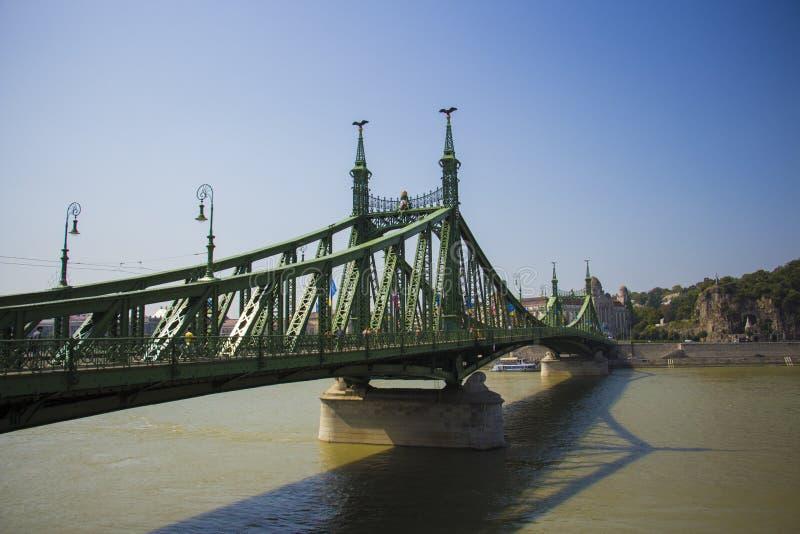 Φωτογραφία οδών της Βουδαπέστης στοκ εικόνα με δικαίωμα ελεύθερης χρήσης