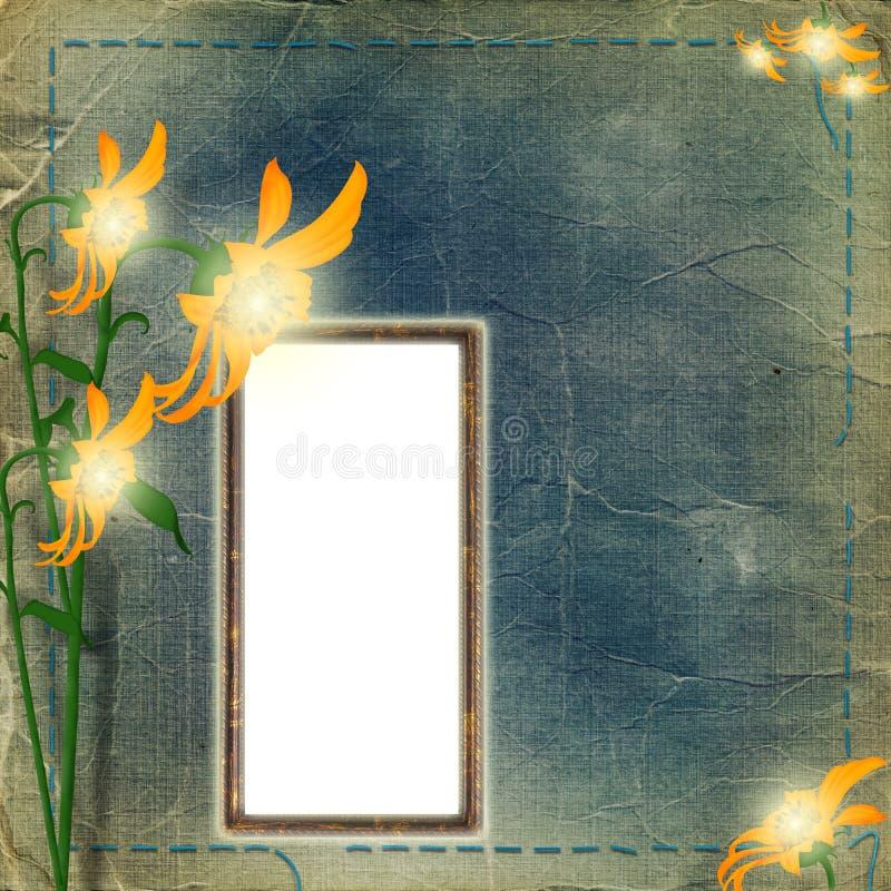 φωτογραφία πλαισίων λου απεικόνιση αποθεμάτων