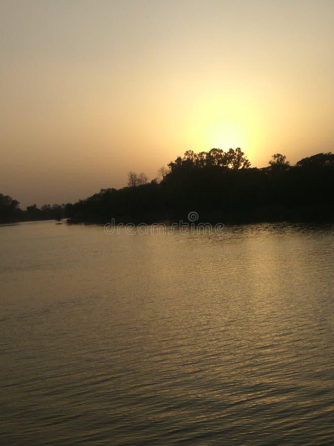 Φωτογραφία ποταμών στοκ φωτογραφία