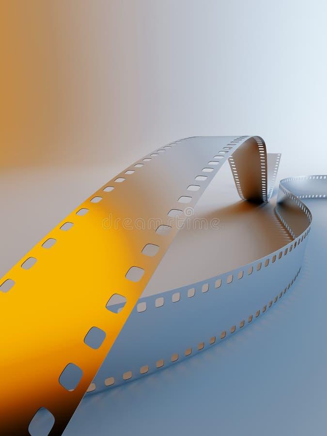 φωτογραφία ταινιών ελεύθερη απεικόνιση δικαιώματος