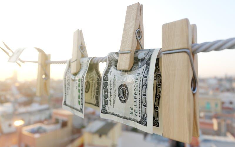 Φωτογραφία υποβάθρου έννοιας χρημάτων πλύσης στοκ φωτογραφία