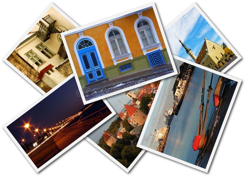 Φωτογραφίες του Ταλίν στοκ εικόνες με δικαίωμα ελεύθερης χρήσης