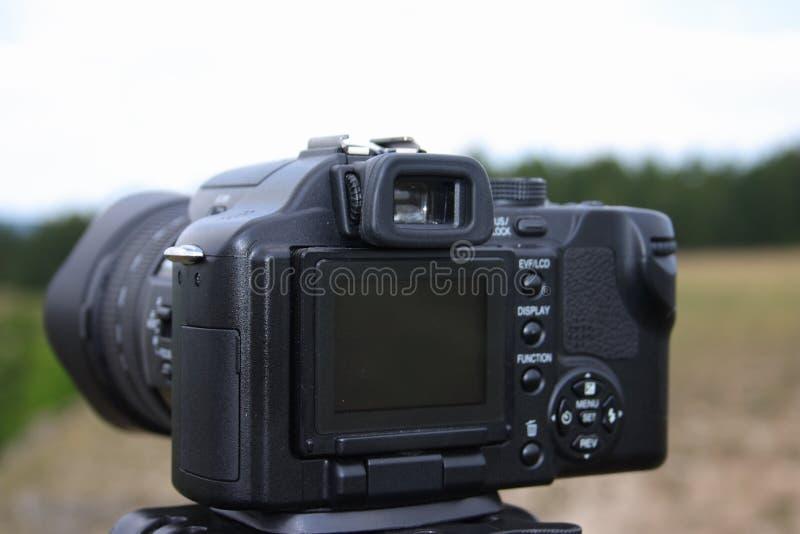φωτογραφική μηχανή κιβωτί&omeg στοκ φωτογραφίες