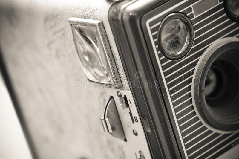 φωτογραφική μηχανή κιβωτί&omega στοκ φωτογραφία με δικαίωμα ελεύθερης χρήσης