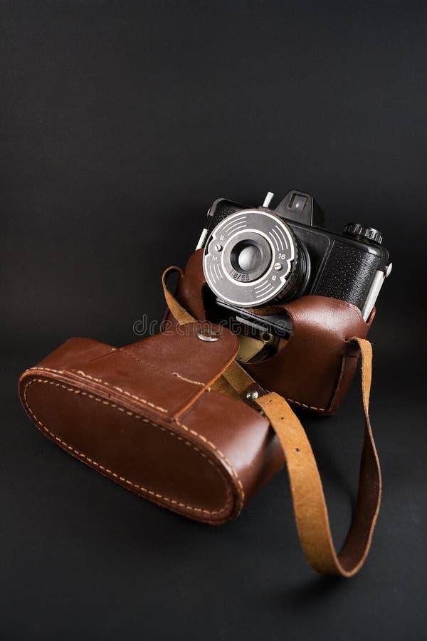 φωτογραφική μηχανή παλαιά στοκ φωτογραφίες