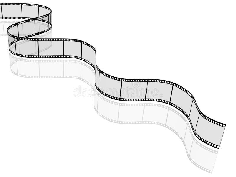 φωτογραφικό εξέλικτρο τ&alph διανυσματική απεικόνιση