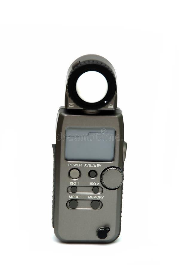 φωτόμετρο στοκ φωτογραφίες με δικαίωμα ελεύθερης χρήσης