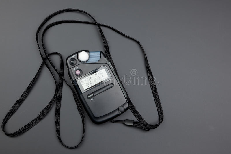 φωτόμετρο στοκ φωτογραφία με δικαίωμα ελεύθερης χρήσης