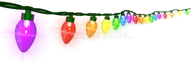 Φω'τα Χριστουγέννων ελεύθερη απεικόνιση δικαιώματος