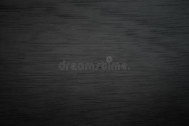 Φόντο υφής μαύρου ξύλινου τοίχου στοκ εικόνα
