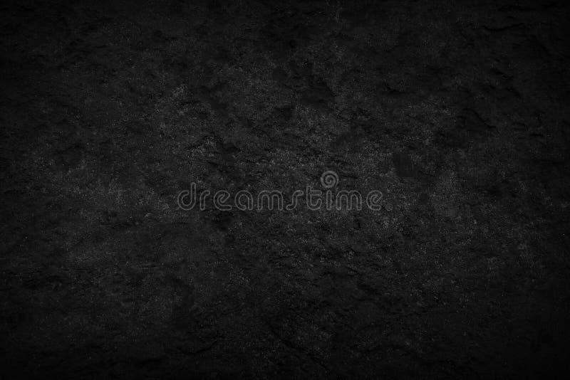 Φόντο υφής μαύρου τσιμέντου με διάστημα αντιγραφής στοκ εικόνες με δικαίωμα ελεύθερης χρήσης