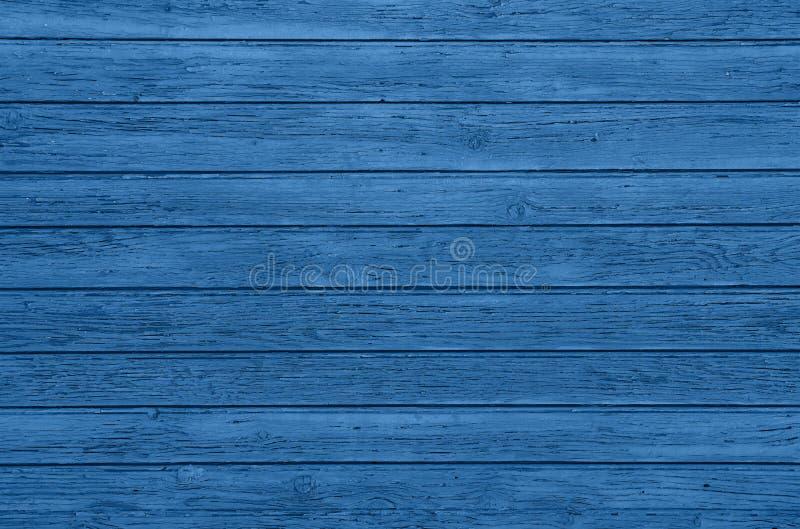 Φόντο χρωματισμένου ξύλινου πίνακα με μπλε άμπελο στοκ φωτογραφίες με δικαίωμα ελεύθερης χρήσης