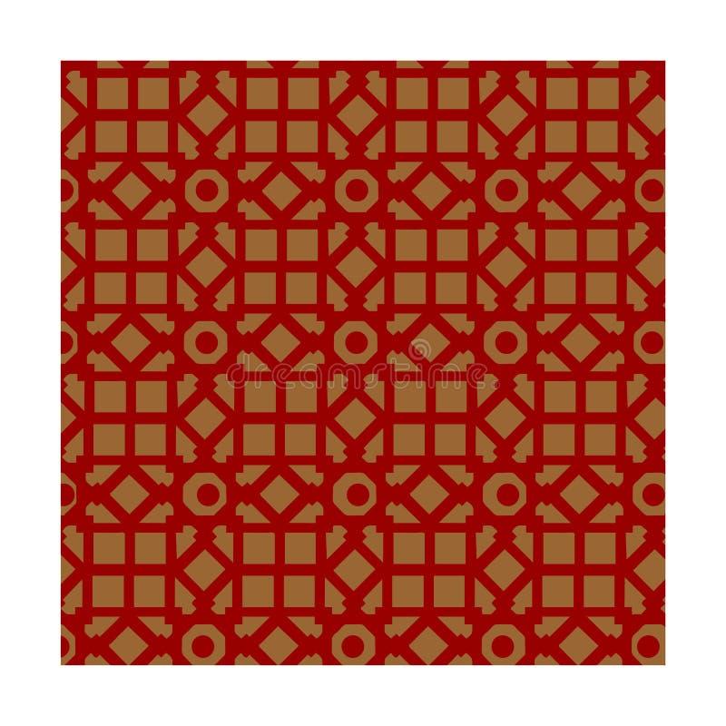 Φόντο χρώματος κόκκινου γεωμετρικού διανύσματος, για εκτύπωση, ταπετσαρία κ.λπ. στοκ φωτογραφία