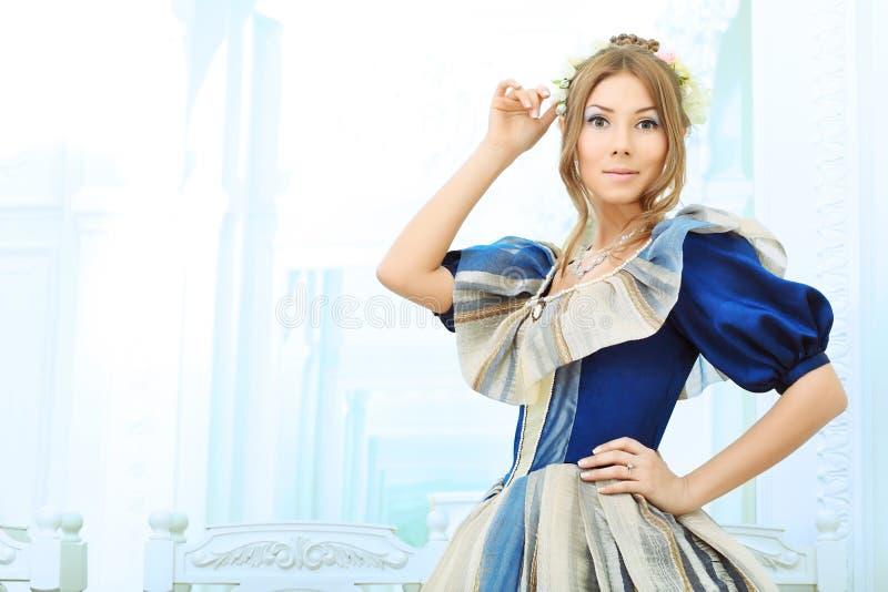 φόρεμα μεσαιωνικό στοκ φωτογραφία με δικαίωμα ελεύθερης χρήσης
