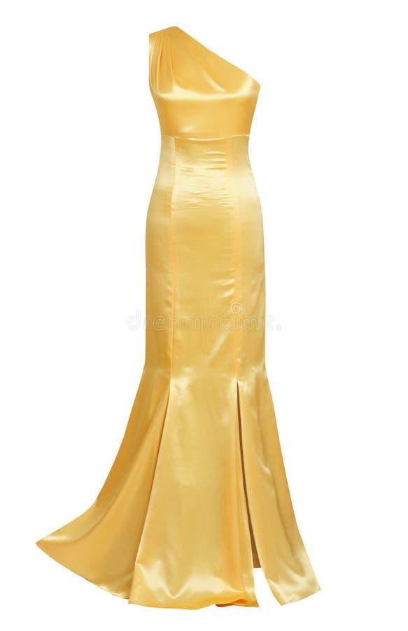 Φόρεμα μεταξιού στοκ φωτογραφία με δικαίωμα ελεύθερης χρήσης