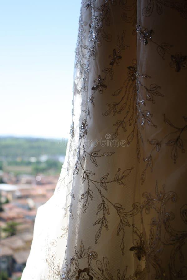 Φόρεμα παράθυρα στοκ εικόνες