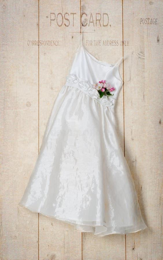 Φόρεμα παράνυμφων στοκ φωτογραφίες με δικαίωμα ελεύθερης χρήσης