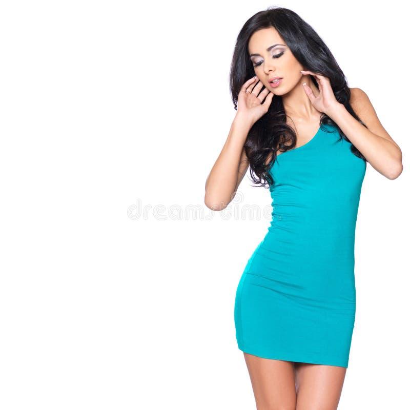 φόρεμα προκλητικό στοκ φωτογραφία με δικαίωμα ελεύθερης χρήσης