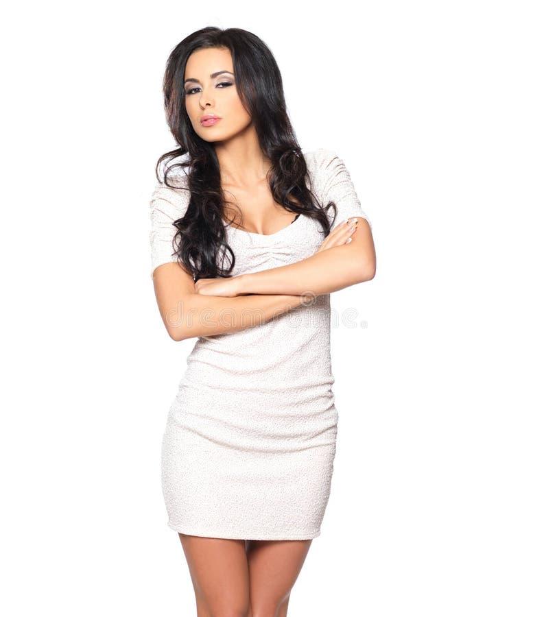φόρεμα προκλητικό στοκ εικόνες