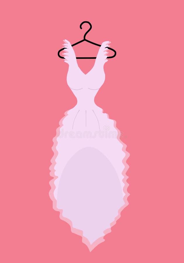 φόρεμα ελεύθερη απεικόνιση δικαιώματος