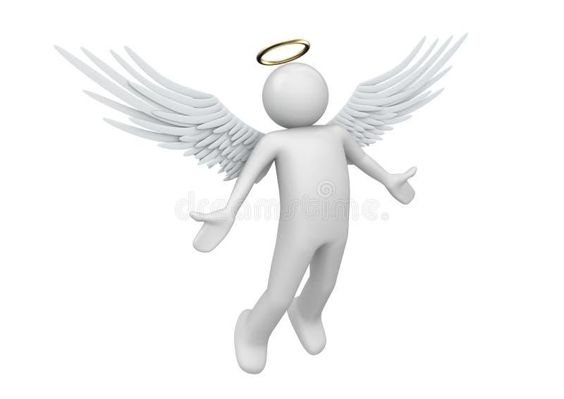 φύλακας αγγέλου ιερός ελεύθερη απεικόνιση δικαιώματος