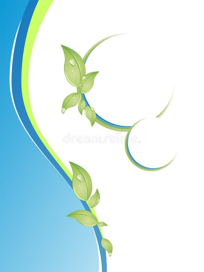 Download φύση ανασκόπησης διανυσματική απεικόνιση. εικονογραφία από χορτάρι - 13183208