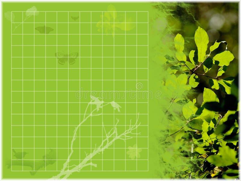 φύση ανασκόπησης απεικόνιση αποθεμάτων