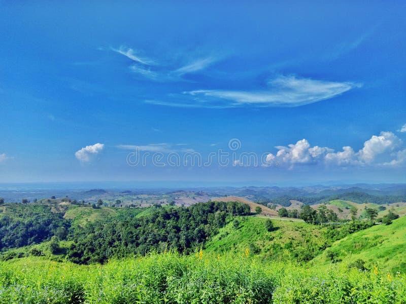 Φύση στην Ταϊλάνδη στοκ εικόνα