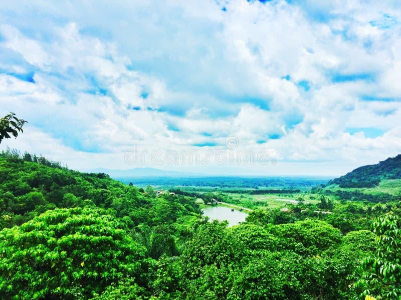Φύση του βουνού στοκ εικόνα