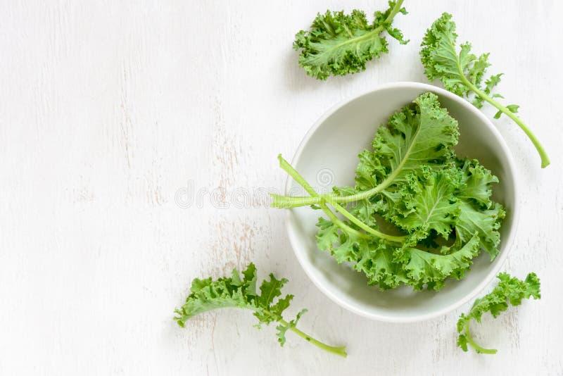 Φύλλα του Kale στοκ εικόνα με δικαίωμα ελεύθερης χρήσης