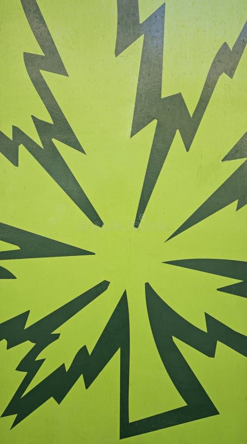 Φύλλο μαριχουάνα διανυσματική απεικόνιση