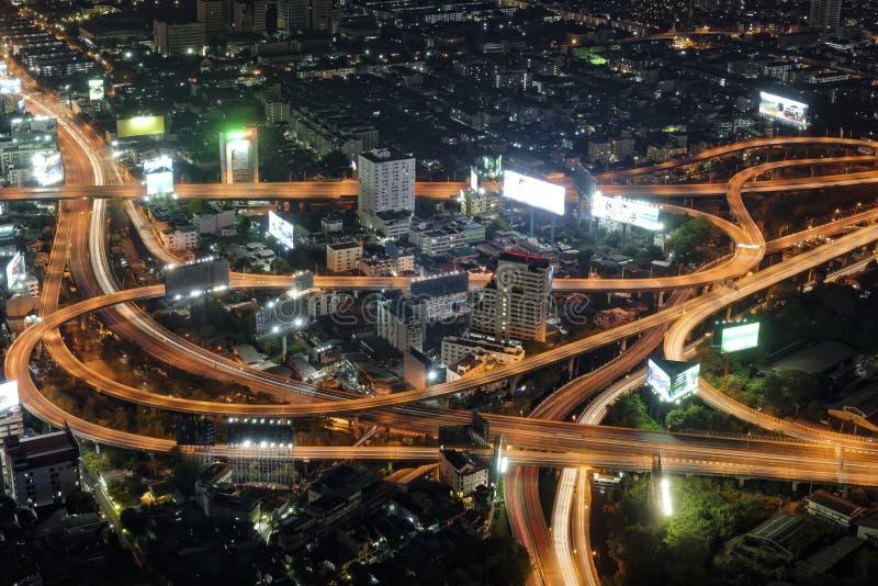 Φλέβες της Μπανγκόκ στοκ εικόνες με δικαίωμα ελεύθερης χρήσης
