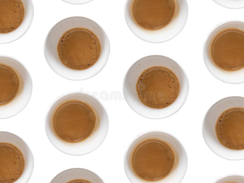 Φλιτζάνια του καφέ στοκ φωτογραφία με δικαίωμα ελεύθερης χρήσης