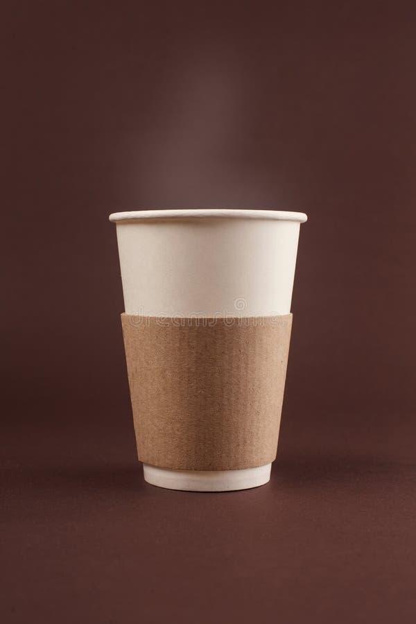 Φλιτζάνι του καφέ για να πάει στοκ εικόνες με δικαίωμα ελεύθερης χρήσης