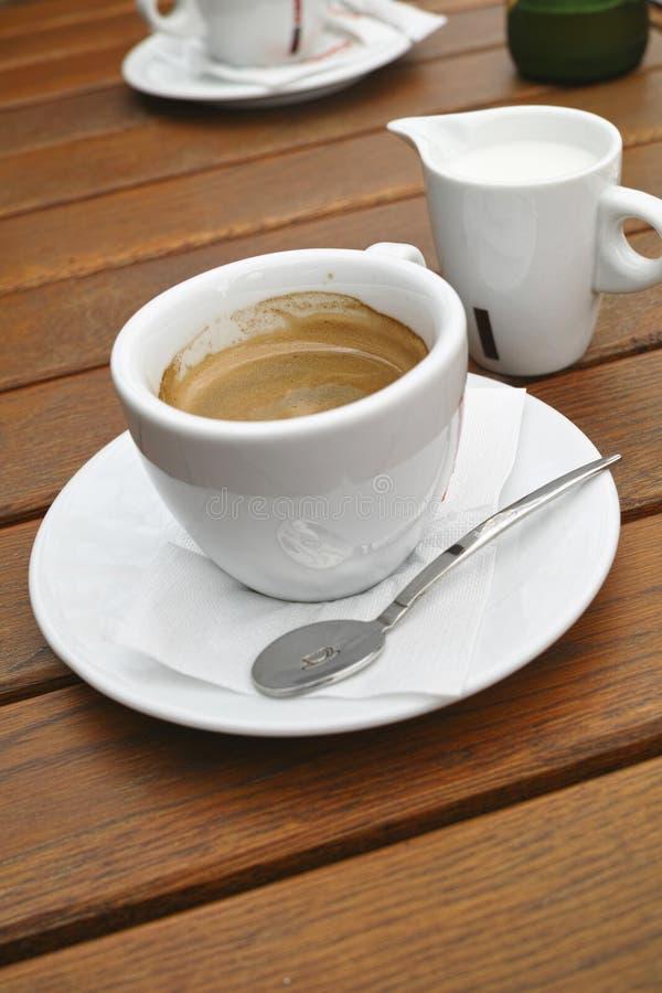 Φλιτζάνι του καφέ στοκ φωτογραφίες με δικαίωμα ελεύθερης χρήσης