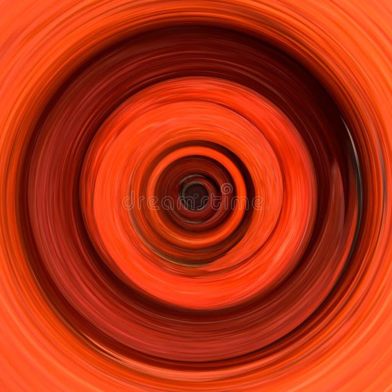 Φλογερό κόκκινο - καυτή θύελλα στοκ εικόνα με δικαίωμα ελεύθερης χρήσης