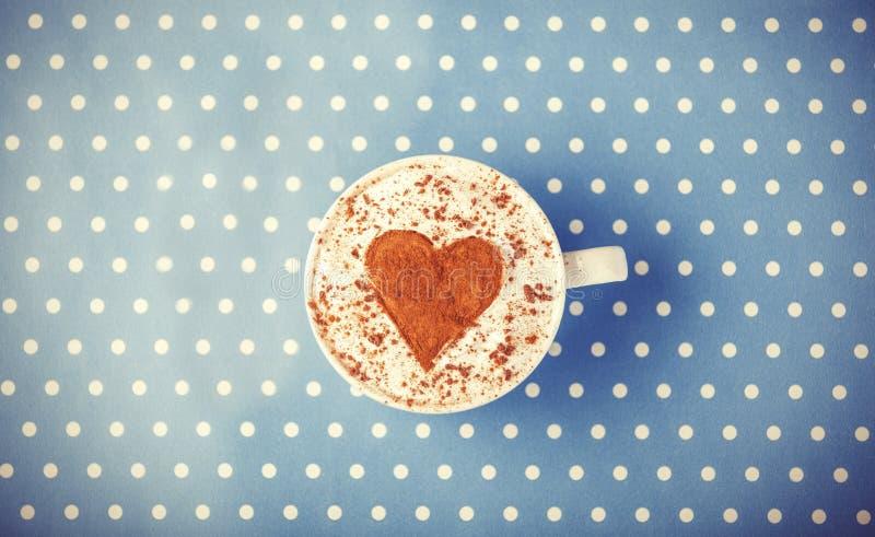 Φλυτζάνι με τον καφέ στοκ εικόνα