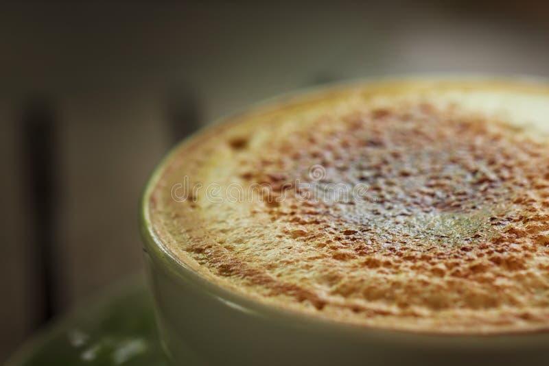 Φλυτζάνι του cappuccino στοκ εικόνες με δικαίωμα ελεύθερης χρήσης
