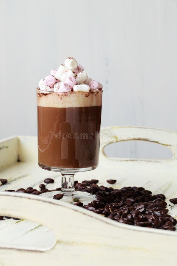 Φλυτζάνι του cappuccino στοκ εικόνα με δικαίωμα ελεύθερης χρήσης