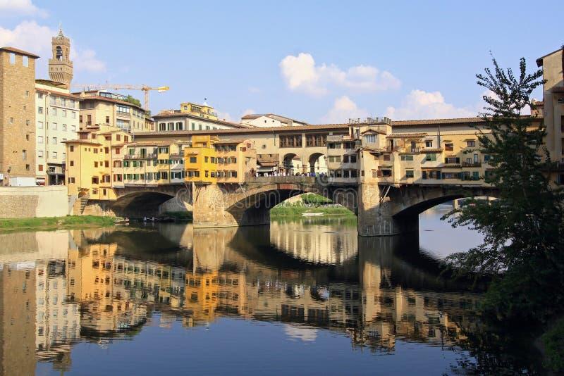 Φλωρεντία Ponte Vecchio στοκ φωτογραφία