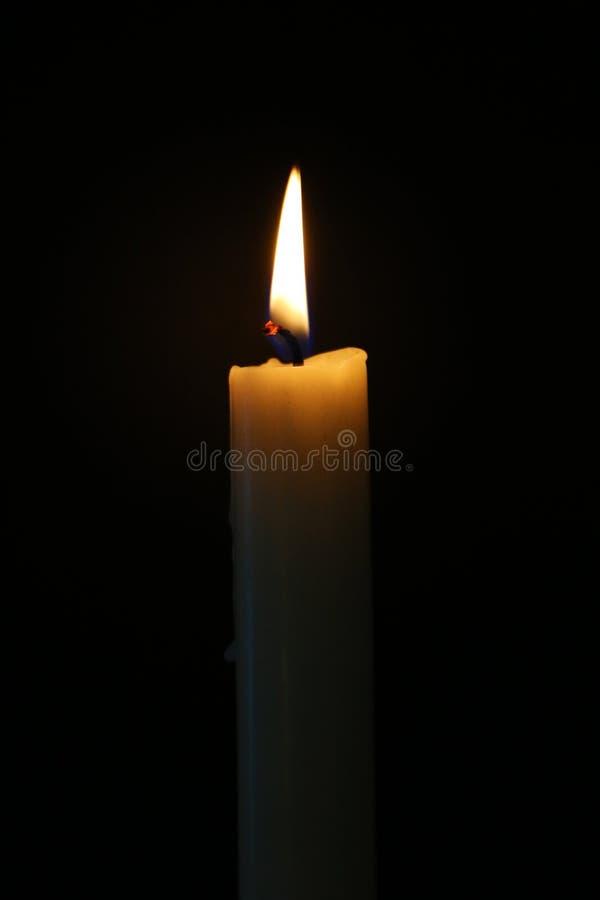 Download Φλόγα στοκ εικόνα. εικόνα από αναμνηστικός, κερί, μαύρα - 62701101
